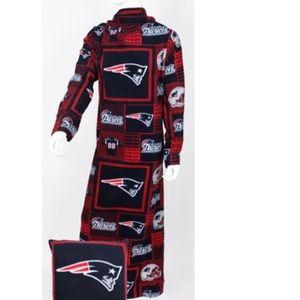 New England Patriots Snuggie